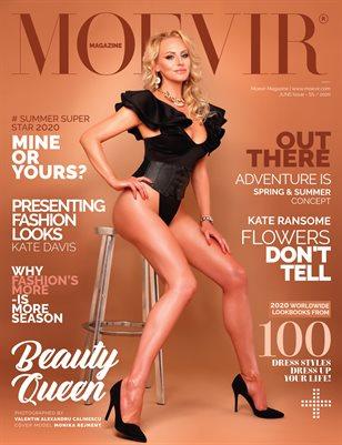 21 Moevir Magazine June Issue 2020