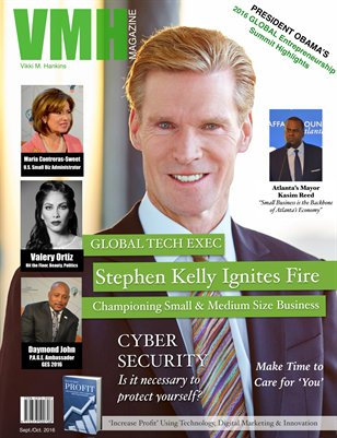 VMH Magazine - September/October 2016