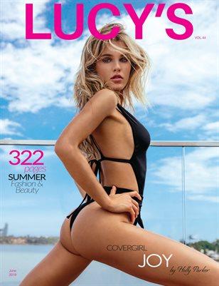 LUCY'S Magazine Vol. 44