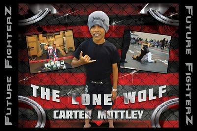 Carter Mottley 2015 Poster