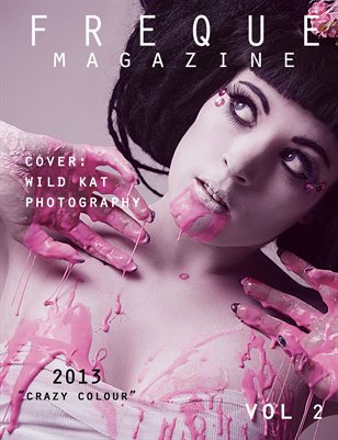 Freque Magazine Vol 2