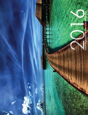 Standard Landscape Image Test Print