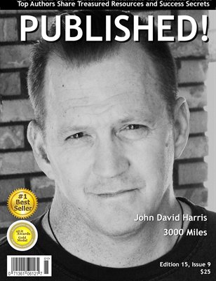 PUBLISHED! Excerpt featuring John David Harris