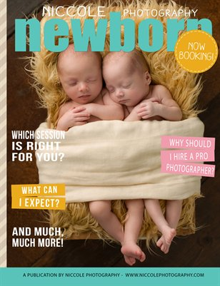2013 NicCole Photography Newborn Issue