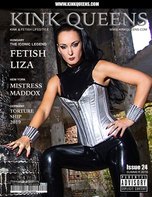 KINK QUEENS MAGAZINE | ISSUE 24 | SUMMER 2019