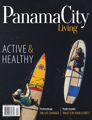 Panama City Living Magazine - March/April 2016