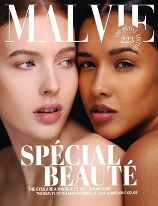 MALVIE Magazine The Artist Edition Vol 223 May 2021