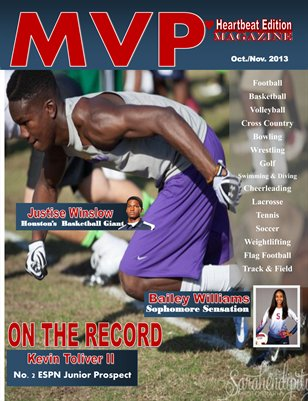 MVP Magazine- Heartbeat Edition