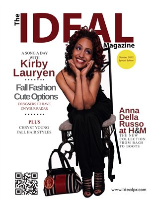 The IDEAL Magazine Fall 2012 (Special Edition)