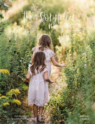 The Storyteller Magazine Issue #34 Siblings