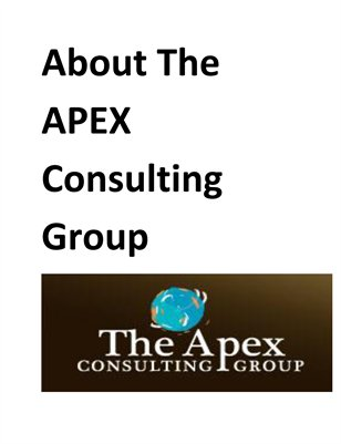 About The APEX Consulting Group