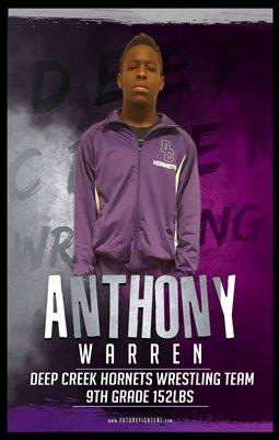 Anthony Warren DC 5X8 Prints #2