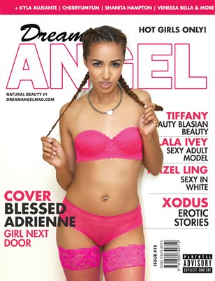 Dream Angel Magazine -Natural Beauty #1