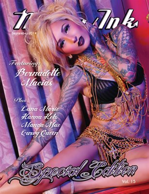 Missy/Ink Special Edition Vol 15