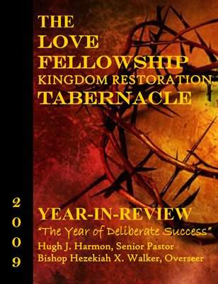 2009-The Year of Deliberate Success