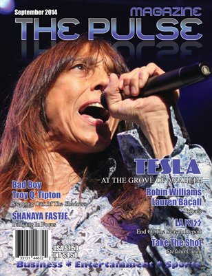 The Pulse Magazine September Issue. 2014