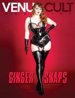 Venus Cult No.8 Ginger SNAPS Cover