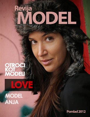Revija MODEL - pomlad 2012
