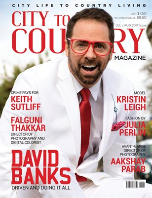 City To Country Magazine July/Aug 2017