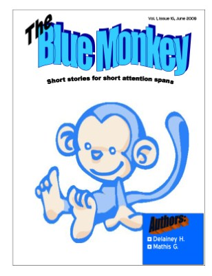 The Blue Monkey, Vol. 1G