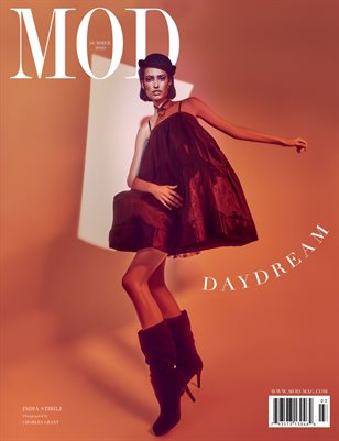 MOD Magazine: Volume 9; Issue 3; THE DAYDREAM ISSUE (Cover 3)