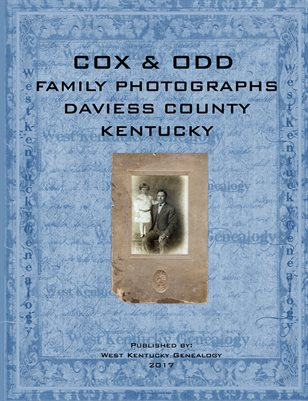 COX & ODD FAMILY PHOTOGRAPHS, DAVIESS COUNTY, KENTUCKY