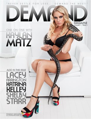 Demand Magazine Issue 2.0