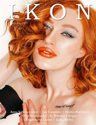 IKON Magazine (April #1/2021)