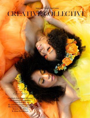 Creative Collective Magazine Issue 52 Touch