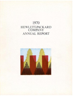 HP Annual Report 1970