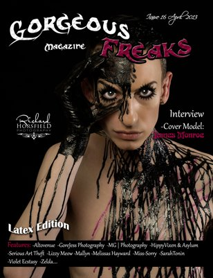 Issue 16 Latex Edition Male Cover