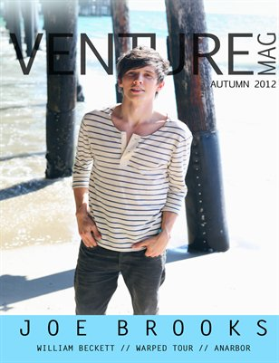 Venture Mag Autumn Issue 2012