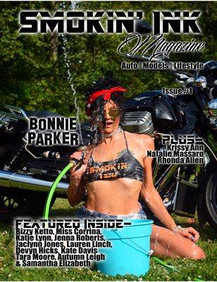 Smokin' Ink #1 Bonnie