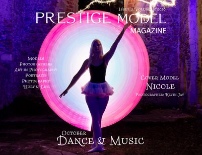 PRESTIGE MODELS MAGAZINE_ DANCE & MUSIC 9/10