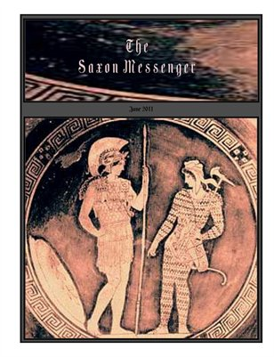 The Saxon Messenger, June 2011
