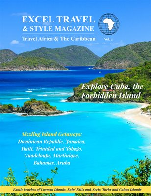 Excel Travel & Style Magazine - Vol. 2