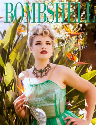 BOMBSHELL Magazine September 2018 BOOK 2 - Diandra Godiva