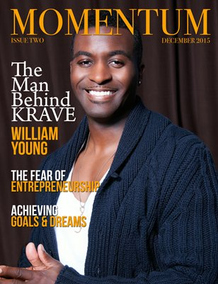 Momentum Mag 8 Page - William Young