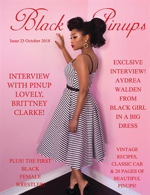 Black Pinups Issue 23