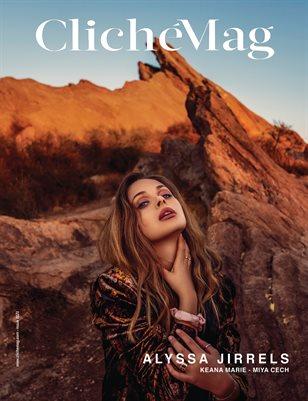 Cliché Magazine, January 2021 (Alyssa Jirrels)