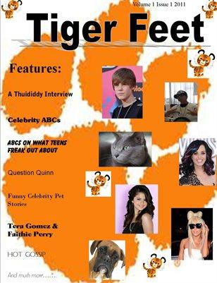 Tiger Feet 2 The correction
