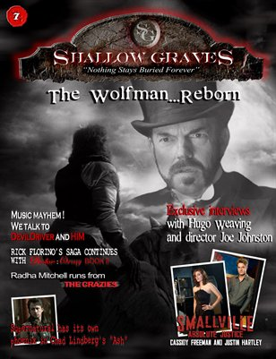 Shallow Graves Issue #7 - THE WOLFMAN