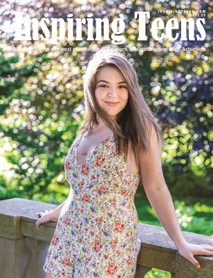 Issue 29 of Inspiring Teens Magazine