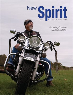 New Spirit Magazine, Issue 1