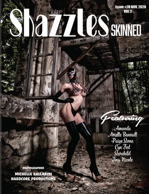 Shazzles Skinned Issue #78 VOL 2