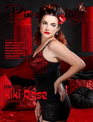 Pinup Kulture Magazine Volume 5, Issue 2-February