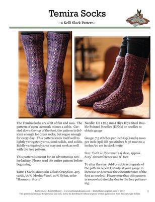 Temira Socks