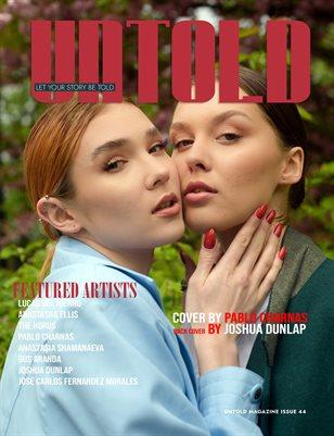 Untold Magazine   Issue 44