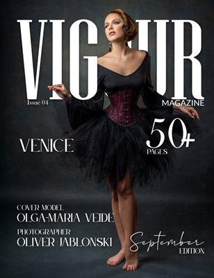 Vigour Magazine September Issue 04