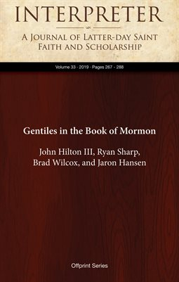 Gentiles in the Book of Mormon